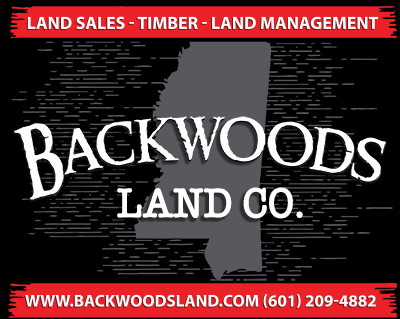 Backwoods Land, Mississippi Properties For Sale